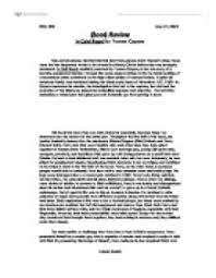 essay writing tips to in cold blood analysis essay cold blood in the literary world the concept of using a silent narrator is complex