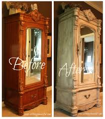 Old Furniture Makeover Bedroom Furniture Makeover Boring Old Wood