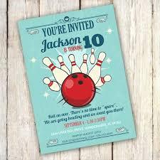 bowling invitation templates bowling invitations template invitation s pin birthday party