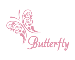 butterfly Designed by dalia | BrandCrowd