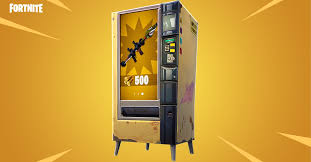 Buy New Vending Machines Interesting What Are Fortnite Battle Royale's New Vending Machines All About