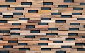 Discover all the information about the product Decorative panel / wood /  solid wood / wall-mounted SPRINGS - WONDERWALL STUDIOS and find where you  can buy ...