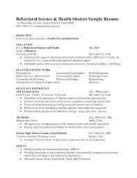 Public Health Resume Objective Examples Public Health Resume Objective Sidemcicek 3