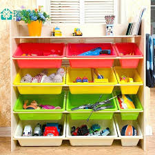 bookshelf toy storage toy storage shelf bookshelf toys racks organize solid wood toy box storage cabinet