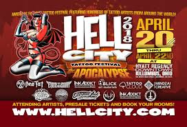 Hell City Tattoo Festival 2018 Columbusundergroundcom