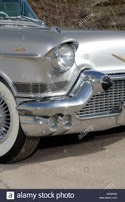 1957 Cadillac Eldorado Seville American luxury car front detail ...