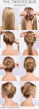 Livre Coiffure Chignon Coiffure Cheveux Lisse I Pinimg 1200x