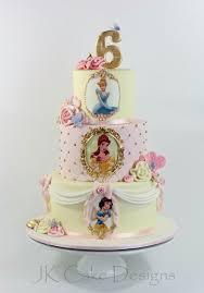 Best 25 Disney princess cakes ideas on Pinterest