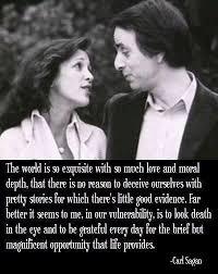 Another Lovely Carl Sagan Quote Carlsagan Astronomy Quote Cool Carl Sagan Love Quote