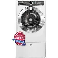 electrolux washer efls617siw. electrolux efls617siw 4.4 cu. ft. front-load washer w/ perfect steam efls617siw u
