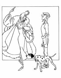 Small Picture Coloring Pages Dalmation Animal Coloring Pages Dalmatians