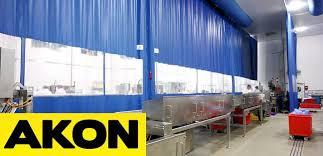 warehouse divider wall