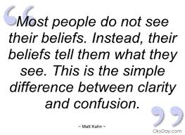 Matt Kahn Quotes Most people do not see their beliefs Matt Kahn Quotes and sayings 21