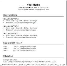 How To Create Resume In Word Cool How To Create Resume Template In Microsoft Word Templates Classic Is