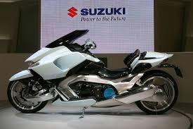 Futuristic Concepts Suzuki G Strider 01 Electric Motorcycle Motorbike Futuristic