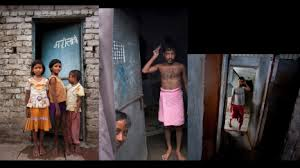 photo essay how the other half lives asia floor wage campaign  toilets shared and disintegrating