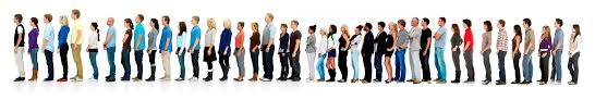 People Standing In Long Line Png & Free People Standing In Long Line.png  Transparent Images #23084 - PNGio