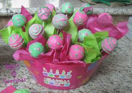 96 Birthday Cake Pops Delivered Celebration Sprinkle Cake Pops