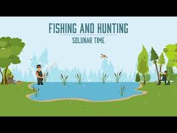 Hunting And Fishing Solunar Charts Fishing Hunting Solunar Time Apps On Google Play