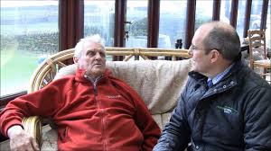 The Aintree Grand National - Harvey Smith Interview - YouTube