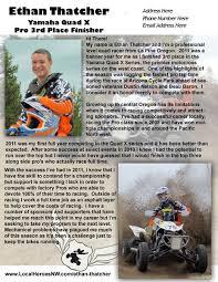 Rider Resume