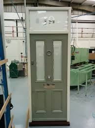 Door Top Light Timber Front And Entrance Doors Made In London