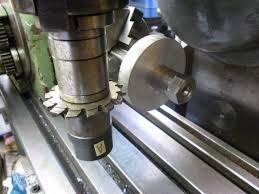 Spur Gear Cutter Selection Chart Making Spur Gears Using A Dividing Head John Fs Workshop