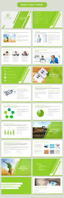 company profile powerpoint template prime template corporate profile powerpoint template green