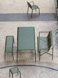 Outdoor Furniture Metal Lawn Chairs Made Modern Gardenista