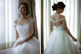 wedding gown designer philippines the right choice