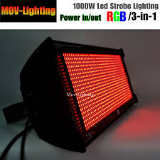 1000 Watt Strobe Light Us 436 1 11 Off Free Shipping 2pcs Lot Atomic Led 1000 Watt Dmx Light Stroboscope Fit Disco Dj Effect Strobe Light In Stage Lighting Effect From