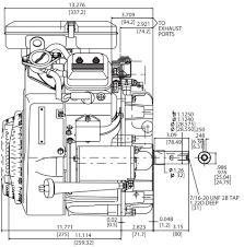 small engine surplus com briggs stratton hp briggs stratton 23 hp 386777 3036