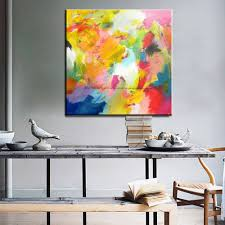 muya artist supply cheap modern painting abstract wall art canvas with regard to most up to on cheap abstract wall art canvas with 2018 best of cheap abstract wall art