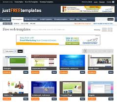 website advertisement template 30 sites that offer free website templates and free flash templates