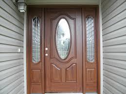 how to paint fiberglass door look like wood glass designs