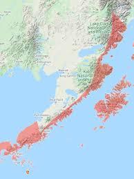 The tsunami warning has been downgraded to a tsunami advisory, but aftershocks keep hitting communities near sand point after a magnitude 7.5 earthquake monday afternoon. 7 5 Earthquake Strikes Near Alaska Tsunami Warning Issued Kbak