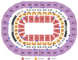 Chesapeake Energy Arena Tickets Box Office Seating Chart