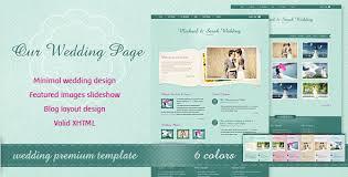 20 free & premium wedding html website templates Wedding Invitation Website Templates Free Download premium wedding html website templates indian wedding invitation website templates free download