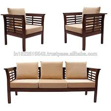 outdoor wooden sofa. Plain Wooden Solid Wood Sofa Set  Buy SetFabric Designs IdeaModern  Furniture Product On Alibabacom Intended Outdoor Wooden O
