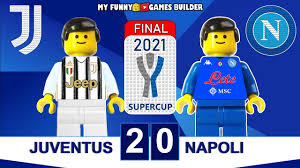 Juventus vs napoli highlights and full match competition: Supercoppa Italiana 2021 Juventus Vs Napoli 2 0 Italian Super Cup Ps5 Lego Football Highlights Youtube