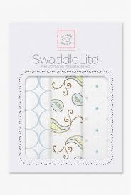 <b>Набор пеленок</b> для новорожденных <b>SwaddleDesigns SwaddleLite</b> ...