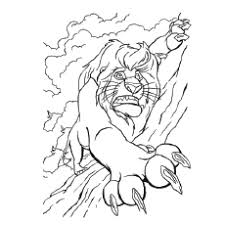 Small Picture Top 25 Free Printable The Lion King Coloring Pages Online