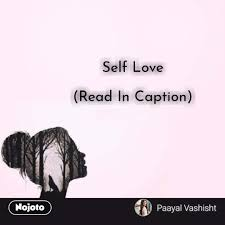 Girl Quotes In Hindi Self Love Read In Caption Nojoto
