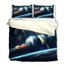 solar system bedding space