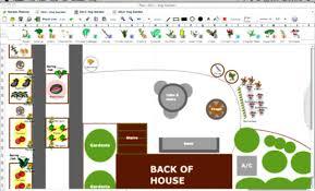 Gartenplaner App Garden Planner App Stock Vector Image Landscape
