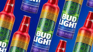 Bud Light Catalog Bud Light Is Selling Beer In Rainbow Bottles In June To