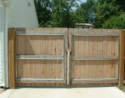 Interesting Wood Fence Gate Plans How To And Ideas