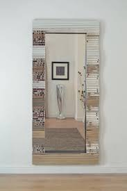 full length wall mirrors. Large Stunnimg All Mirror Glass Full Length Wall 6ft7 X 3ft 201cm 92cm Mirrors N