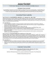 Cover Letter For Tax Preparer Position Controller Resume Cover Letter Financial Executive Cfo Finance