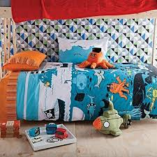 Kids Quilt Covers | Kids Quilt Cover Sets | Zanui & Under The Sea Quilt Cover Set Adamdwight.com